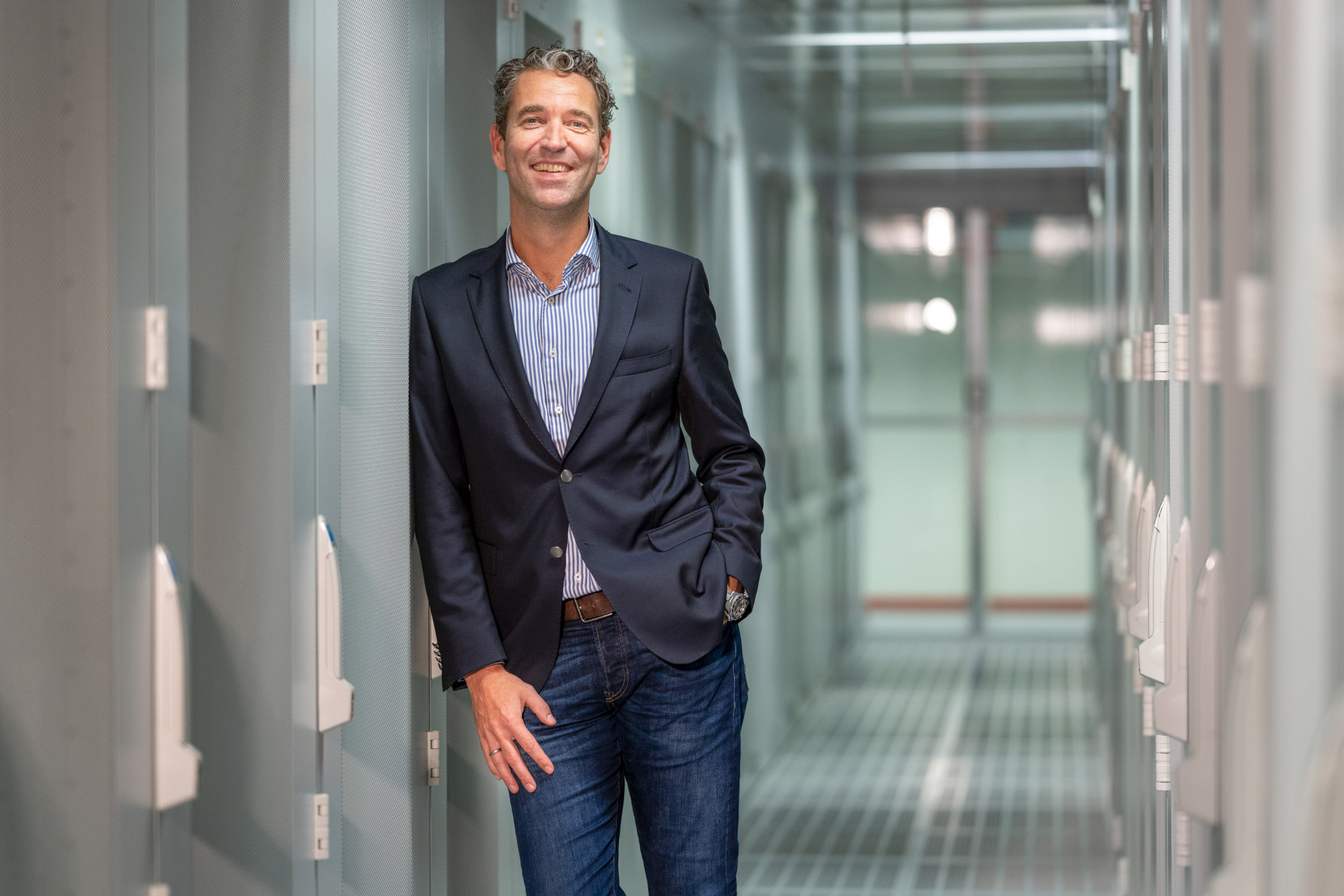 Bart van Aanholt, Chief Commercial Officer (CCO), NorthC Datacenters